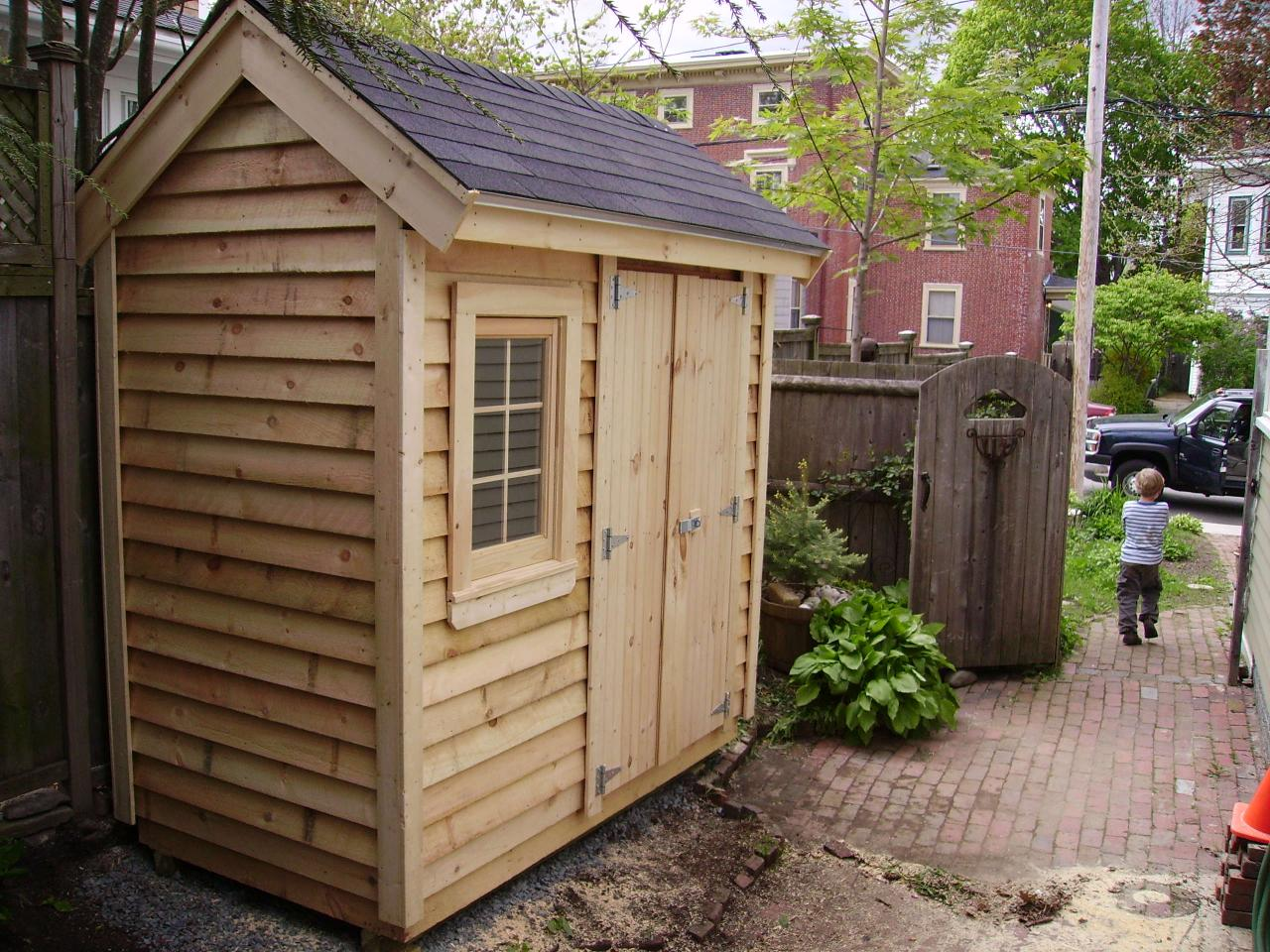 shed siding | )@% LeTs Do ShEd PrOjEcT ^^@