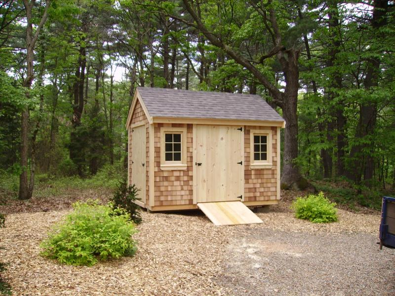 Echo neck yard solutions sheds and more for 12x8 shed with side door